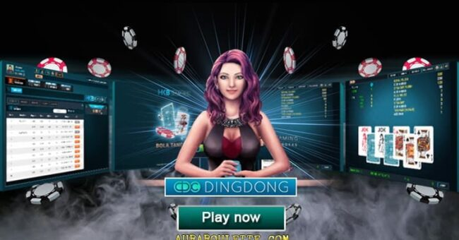 Agen Live Dingdong Online Deposit 10000 Via Bank